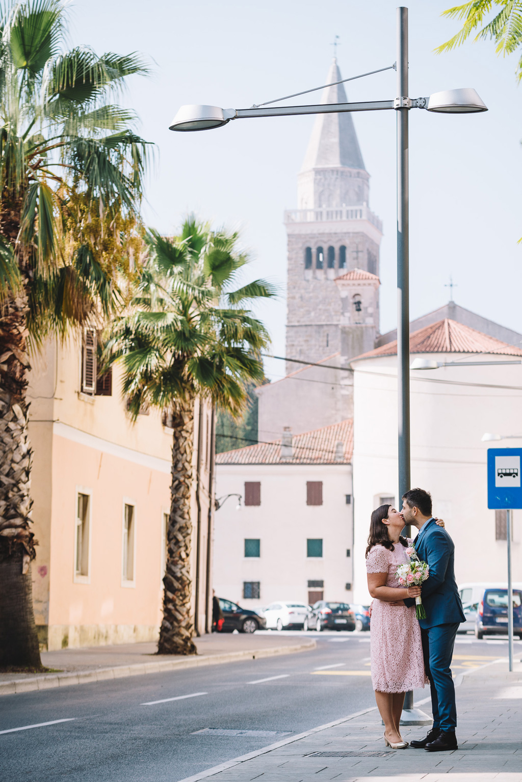 Wedding photographer in Koper, Slovenia