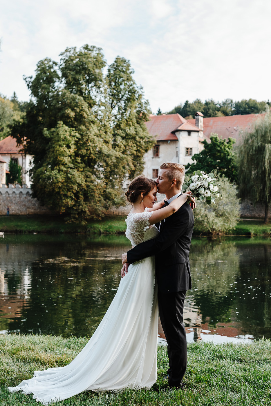 Grad Otočec Wedding